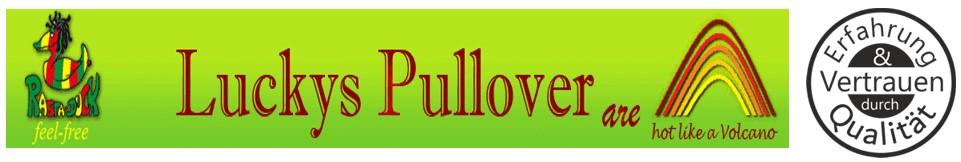 Luckys Pullover (r) - Naturtextilien & Schmuck-Logo